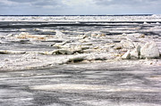 Jenny Ellen Photography - Frozen Lake Michigan
