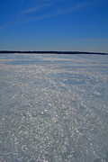 Lyle Crump - Frozen Lake On March...