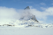 Frozen Peak 1001 Print by Brent L Ander
