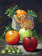 Carol Hart - Fruit Bowl