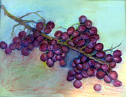 Vine Paintings - Fruit of the Vine by Marlene Robbins