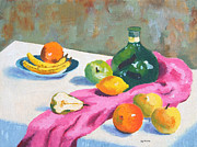 Val Miller - Fruit Still Life