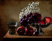 Banquet Photos - Fruits in Tazza and Berkemeyer by Levin Rodriguez