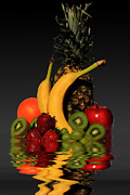 Food - Fruity Reflections - Dark by Shane Bechler