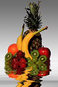 Food - Fruity Reflections - Light by Shane Bechler