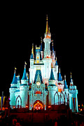 Disney Park Prints - Full Frontal Print by Greg Fortier