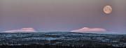 Pekka Sammallahti - Full Moon at Polar Night...