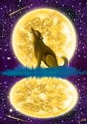 Nick Gustafson - Full Moon Reflections