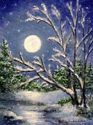 Sandra Estes - Full Snow Moon