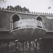 Holga Images - Fun House by Lynn-Marie Gildersleeve