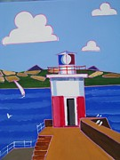 Robert Teeling - Funky Lighthouse