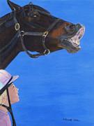 Patricia Barmatz - Funny Face - Horse and...