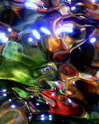 Abstract Impressionism Photo Prints - Funshway Light Print by Terril Heilman