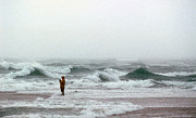 Ocean Photography Photos - Furious Solitude by Skip Willits