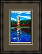 Andrew Wells - FURMAN TOWER Custom...