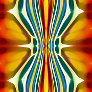 Fury Digital Art - Fury Pattern 6 by Amy Vangsgard