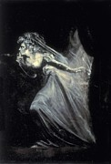 Seizing Prints - Fuseli, Johann Heinrich 1741-1825. Lady Print by Everett