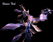 Creativity Series - Future Tech by R Thomas Brass