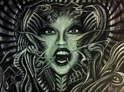 Gaga Print by Jeremy Sanchez