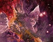 Julie Turner - Galactic Angel - Crimson