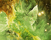 Julie Turner - Galactic Angel - Lemon Lime