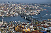 Arap Originals - Galata Bridge by Atalay Karacaorenli