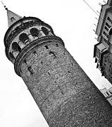 Istanbul Posters - Galata Tower 01 Poster by Rick Piper Photography