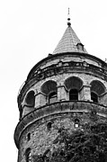 Istanbul Posters - Galata Tower 02 Poster by Rick Piper Photography