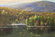 Ken Ahlering - Gale meadow pond autumn