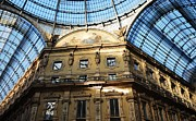 Old Milano Photos - Galleria Vittorio Emanuele by Dany Lison