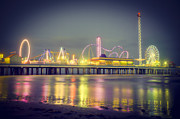 Ray Devlin - Galveston Pier Colors