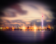 Ray Devlin - Galveston Pier Pre-Dawn