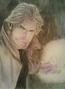 New Baby Art Drawings - Gambit by Milton  Gore