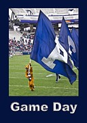 Penn State University Metal Prints - Game Day Metal Print by Gallery Three
