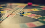 Board Game Photos - Game On by Heather Applegate