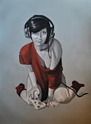 Joe Dragt - Gamer Girl