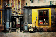 Joan McCool - Gamla Stan Street