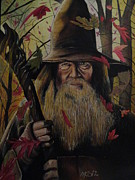 Lord Pastels - Gandalf by Michael Co