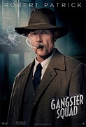 Film Print Framed Prints - Gangster Squad Patrick Framed Print by Movie Poster Prints