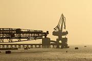 James Brunker - Gantry crane