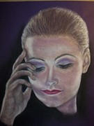 Featured Pastels - Garbo by Deborah Steinmetz