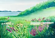 Michelle Wiarda - Garden by the Sea