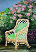 Debbie Baker - Garden Chair