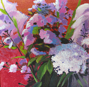 Gladiolas Originals - Garden Gifts by Melody Cleary