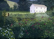 Lynne Reichhart - Garden in the Back