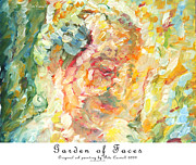 Pete Caswell - Garden of Faces