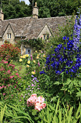 Charming Cottage Photo Originals - Garden of Perfection by Paul Felix