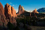 John Hoffman - Garden of the Gods at...