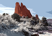 Sabrina Farmer - Garden of the Gods in...