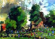 Neil McBride - Garden Party
